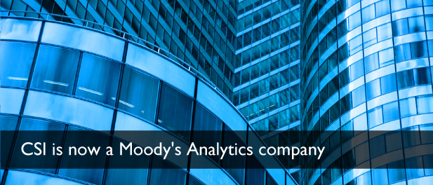 CSI is a Moody's Analytics company