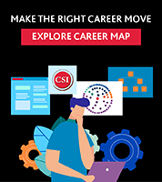 Visit the CSI Career Map