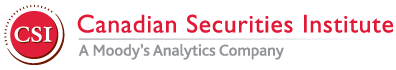 Canadian Securities Institute, Moody's Analytics Training & Certification Services