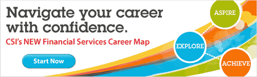 CSI's New Financial Services Career Map